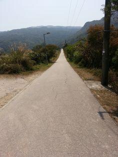 Road to heaven?