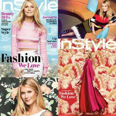 #GwynethPaltrow looks sopretty on the cover and filling of#InStyle's February issue for 2017! • • • • • • • • • • • • • • • • • • • • • • • • • • • • • •  #GwynethPaltrow está bem bonita na capa e recheio da edição de fevereiro da #InStyle para 2017!