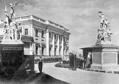 Voronsov Palace Odessa 1938