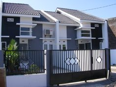 Desain Pagar Rumah Minimalis Terbaru (6)