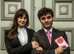 Una performance politica: in Danimarca ad Hostelbro due artisti candidati sindaco