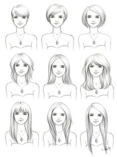 Tips for growing out your hair. by cecile