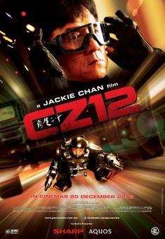 Poster JC CZ12