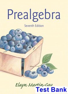 Prealgebra 4th edition by tom carson pdf ebook etextbook source prealgebra 7th edition elayn martin gay test bank test bank solutions manual fandeluxe Gallery