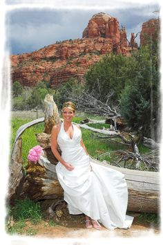 Sedona Arizona is the perfect backdrop for your destination wedding or honeymoon www.facebook.com/AllAboutTravelInc www.allabouttravel.org 605-339-8911 #honeymoon #travel
