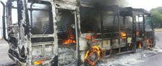 ¿Por qué quemaron autobús de la #ULA en #Táchira? Vielma Mora respondió y mandó mensaje a guarimberos