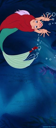 Ariel the Little Mermaid Disney Disney Dream, Disney Love, Disney Magic, Disney Art, Disney Little Mermaids, Ariel The Little Mermaid, Disney Girls, Mermaid Disney, My Princess