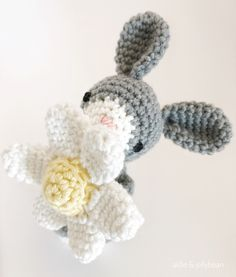 A personal favourite from my Etsy shop https://www.etsy.com/au/listing/494995011/bunny-crochet-amigurumi-bunny-with