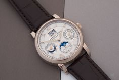 Lange & Söhne celebrates two important anniversaries this year and introduced novelties on the occasion, including LANGE 1 Anniversary. German Reunification, Pink And Gold, White Gold, 25th Anniversary, Geneva, Solid Gold, 25 Year Anniversary