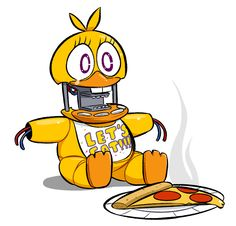 Poor Withered Chica will never be able to have some pie Created by AutoCartoons @ Reddit https://www.reddit.com/r/fivenightsatfreddys/comments/3kovot/poor_withered_chica_will_never_be_able_to_have/