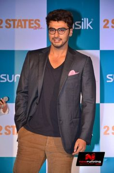 Arjun Kapoor at '2 States' Media Meet
