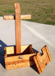Military gear tree made from up-cycled ammo crate and some curly maple I salvaged from pallets. Made by 5&2 Woodworks. Tactical Equipment, Tactical Gear, Diy Wood Projects, Projects To Try, Patriotic Room, Military Gear, Police Gear, Pallet Closet, Gun Rooms