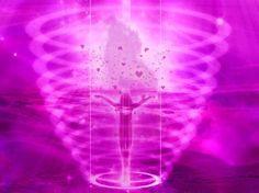 Spiral of Violet Flame :)