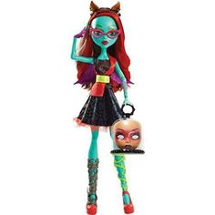 Monster High Voltageous Ghoul Friend 28 23 Freaky Fab Pieces