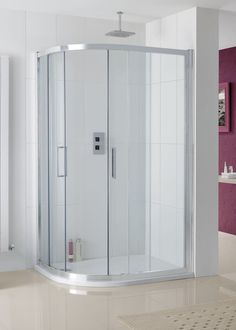 Valmiera Offset Quadrant Corner Shower Enclos › Lakes Bathrooms