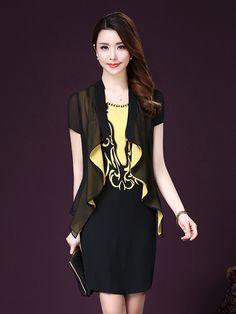 Vẻ đẹp kín đáo, nhã nhặn từ những mẫu váy đầm đẹp cho tuổi 40. Cate Blanchett, Hong Kong Fashion, Mac, Outfits, Womens Fashion, Clothes, Sheath Dresses, Ladies Tops, Rustic