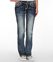 Rock Revival Bluebell Easy Straight Stretch Jean - Women's Jeans in Bluebell Miss Me Outfits, Women's Jeans, Rock Revival, Country Girls, Stretch Jeans, Stretches, My Style, Essie, Womens Fashion