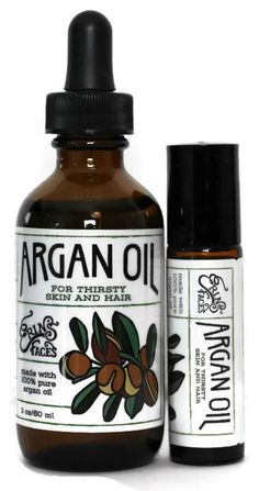 """100% Organic. Vegan. Argan Oil, known as """"liquid gold"""" is a multipurpose oil with amazing hydration and anti-oxidant purposes. It..."""