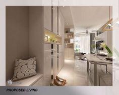 Shoe Storage Display, Free Interior Design, Shoe Cabinet, Bedroom  Interiors, Bedroom Decor