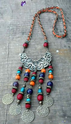 Beaded Necklace<br>