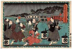 Lotto 00769 N.1 xilografia ukiyo-e Utagawa Kunisada IL PUGNALE DI HANGAN Anno: 1854 Condizioni: buone Dimensioni: 37 x 24,5 cm Woodblock Print, Japanese Art, Opera, Artwork, Prints, Japan Art, Art Work, Work Of Art, Opera House