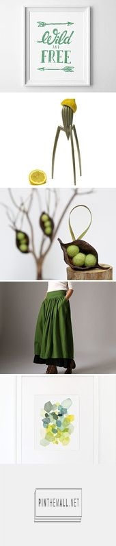 Green spring  by Roy Itzhack on Etsy - created via http://pinthemall.net