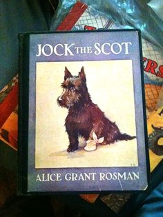 Jock the Scot by Alice Grant Rosman