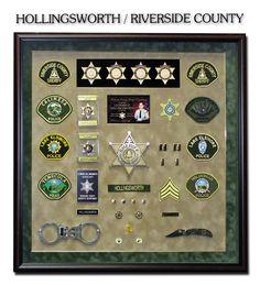 Hollingsworth - Riverside County Sheriff presentation from Badge Frame