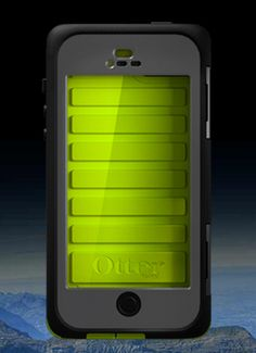 Otterbox Armor waterproof case - comes out in February (and available for Android too)!