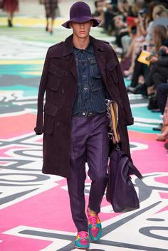 Burberry Prorsum, Look #12