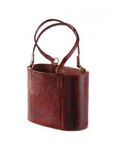 Leather Tote Bag by fabindia: $76.50 #Tote #fabindia