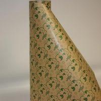 Green Kraft Design Gift Wrap Retail Packaging, Gift Wrapping, Green, Gifts, Design, Decor, Gift Wrapping Paper, Presents, Decoration
