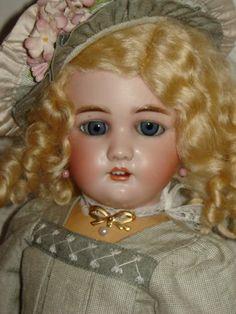 Antique Jutta Doll 1349 by Dressel s H | eBay