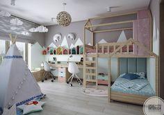 13 отметок «Нравится», 2 комментариев — Elena Nazarenko (Iotova) (@mi.len_ka) в Instagram: «Дизайн и визуализация детской комнаты. #interiordesign #cg #visualization #3dsmax #vray #3dmodeling #childsroom #kidsroom #kidsroomdecor #kidsroominspo #childrenroom #дизайндетской #детская #дети #детскаякомната #дизайнкиев #дизайнинтерьера #рабочийпроект #дизайндома #проект