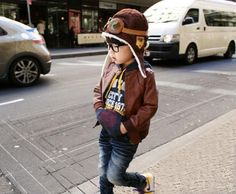 OMG Super cute little boy swag!!