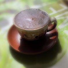 Утренний кофе в турке