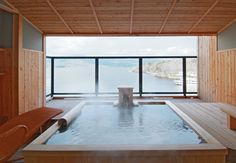 Japan Ryokan Association - Private Open-air Hot Spring Bath
