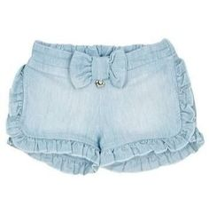 Para kellyth Kids Shorts, Cute Shorts, Baby Girl Fashion, Kids Fashion, Womens Fashion, Short Infantil, Short Niña, Chor, Little Girl Dresses