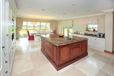 Kitchen Island - Once in a lifetime. Check out this kitchen island here http://selfbuild.ie/case-studies/once-in-a-lifetime/