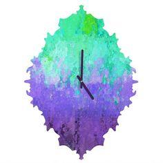 ingrid padilla candy purple baroque clock