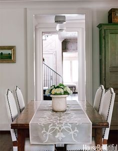 chairs!  Traditional Decorating Ideas - Formal Home Decorating Ideas - House Beautiful