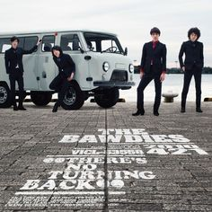 Amazon.co.jp: THE BAWDIES : THERE'S NO TURNING BACK - 音楽