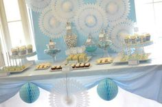 Dessert table Decoration