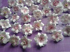 Jak zrobić kwiaty z papieru czerpanego- kurs w Cafeart.pl