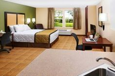 Extended Stay America - Madison - Junction Court Madison (WI), United States