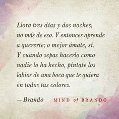 Find images and videos about frases en español, frases and amor on We Heart It - the app to get lost in what you love. Book Quotes, Me Quotes, Qoutes, Funny Quotes, Love Phrases, Just For You, Love You, More Than Words, Spanish Quotes