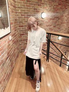 Girls Dresses, Flower Girl Dresses, Best Albums, Cute Asian Girls, Sword Art Online, Model Photos, Leather Skirt, Short Hair Styles, Ballet Skirt