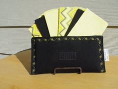 Cash envelope wallet / money saving by DesignerItemsNMore on Etsy