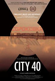 """CITY 40"" watched on Netflix 10-2016"