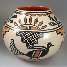 Santo Domingo Pueblo pottery
